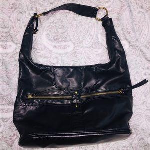 Bueno Black Shoulder Bag